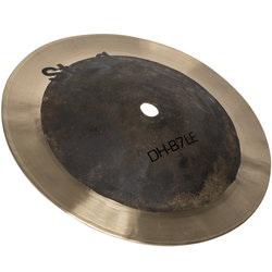 Stagg EXO Dual Hammered Bell Cymbal - 7, Light