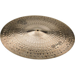 Stagg Genghis Ride Cymbal - Medium, 21