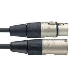 Stagg N-Series Microphone Cable - 10m