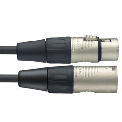 Stagg N-Series Microphone Cable - 3m