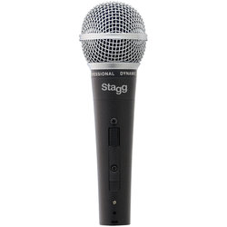 Stagg Professional Cardioid Dynamic Microphone