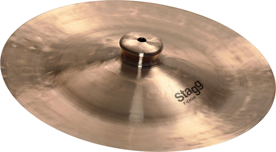 View larger image of Stagg Traditional China Lion Cymbal - 16