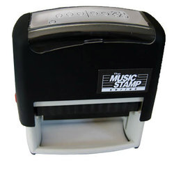 The Music Stamp Recorder Stamp