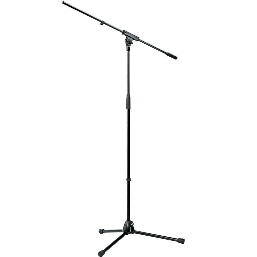 View larger image of K&M 210/6 Microphone Boom Stand - Black