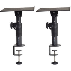 Gator Fireworks Clamp-On Studio Monitor Stand - Pair