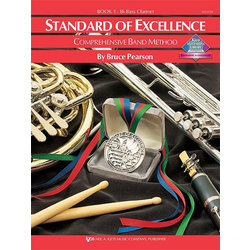 Standard of Excellence Book 1 - Bass Clarinet