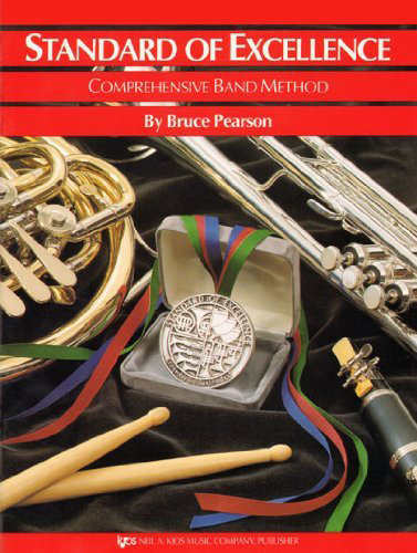 View larger image of Standard of Excellence Book 1 - Oboe