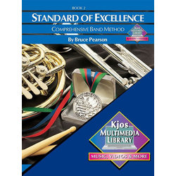 Standard of Excellence Book 2 - Baritone B.C.