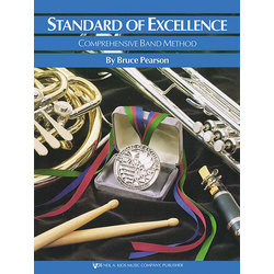 Standard of Excellence Book 2 - Bass Clarinet
