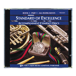 Standard of Excellence Book 2 - CD Part 1