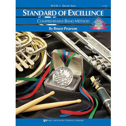 Standard of Excellence Book 2 - Electric Bass