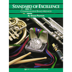 Standard of Excellence Book 3 - Drum and Mallet Percussion