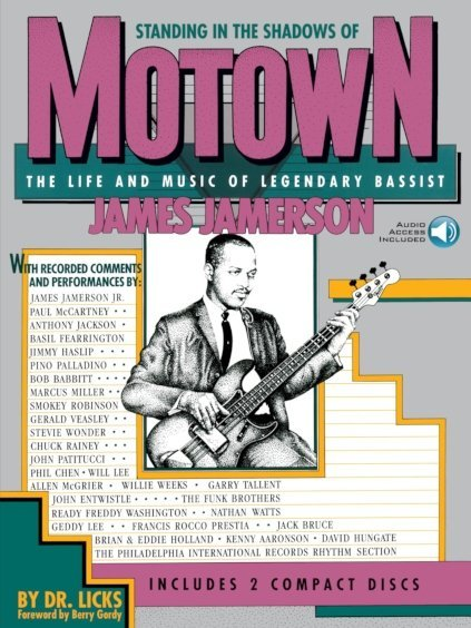 View larger image of Standing in the Shadows of Motown w/Online Audio
