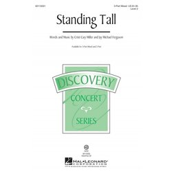 Standing Tall, 3PT Mixed Parts