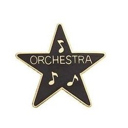 Star Orchestra Pin