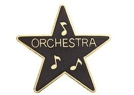 View larger image of Star Orchestra Pin