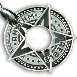 Star Toggle Switch Washer Pendant