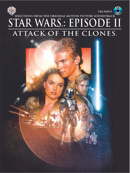 View larger image of Star Wars: Episode II Attack of the Clones - Trumpet w/CD