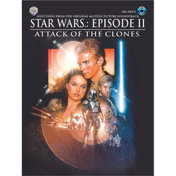 Star Wars: Episode II Attack of the Clones - Trumpet w/CD