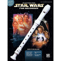 Star Wars, Selections from (Recorder)
