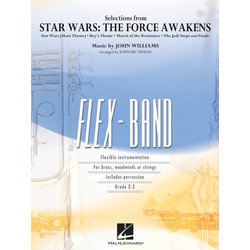 Star Wars: The Force Awakens - Selections, Score, Grade 2-3