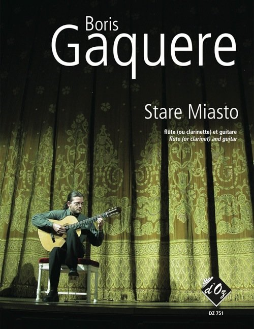 View larger image of Stare Miasto (Gaquere) - Guitar & Flute Duet