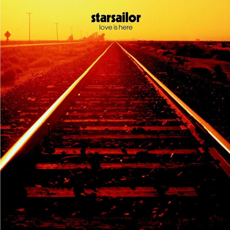 View larger image of Starsailor – Love Is Here (Vinyl)