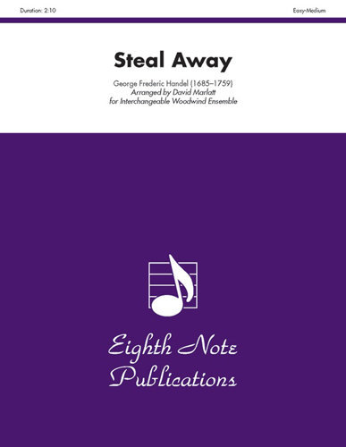 View larger image of Steal Away - (Woodwind Ensemble)