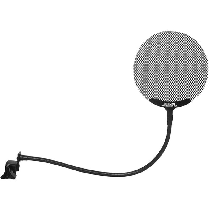 View larger image of Stedman PS101 ProScreen Pop Filter