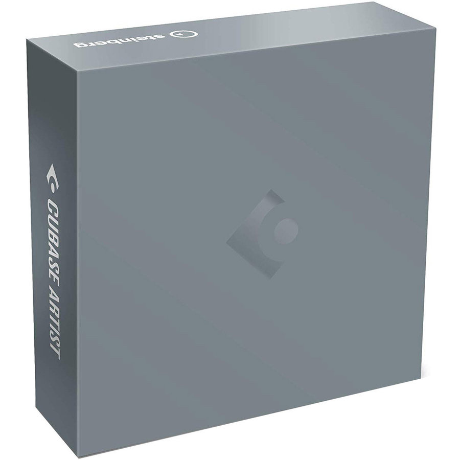 View larger image of Steinberg Cubase Artist 10 UG from AI