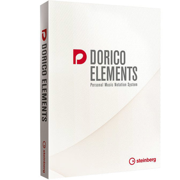 View larger image of Steinberg Dorico Elements 2
