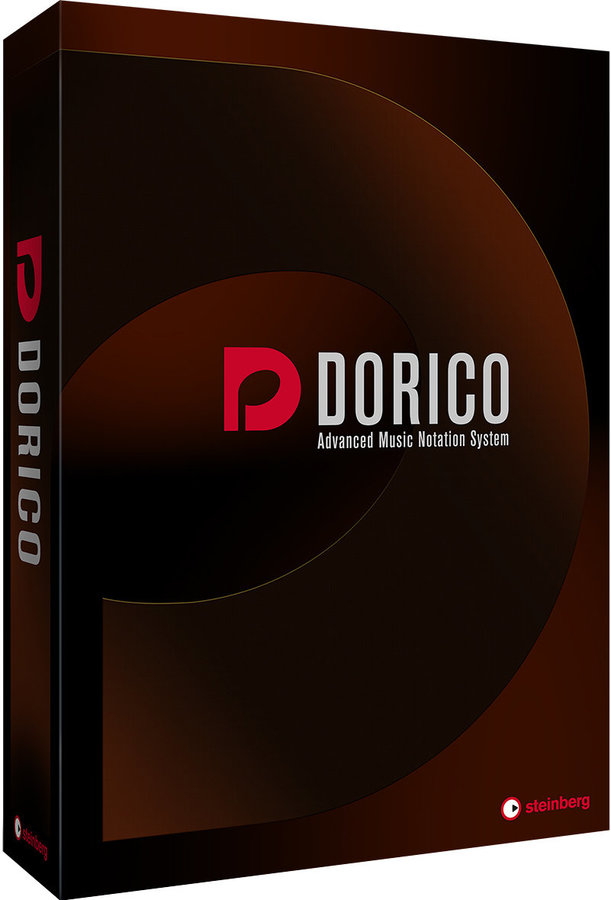 View larger image of Steinberg Dorico Software - Retail Edition
