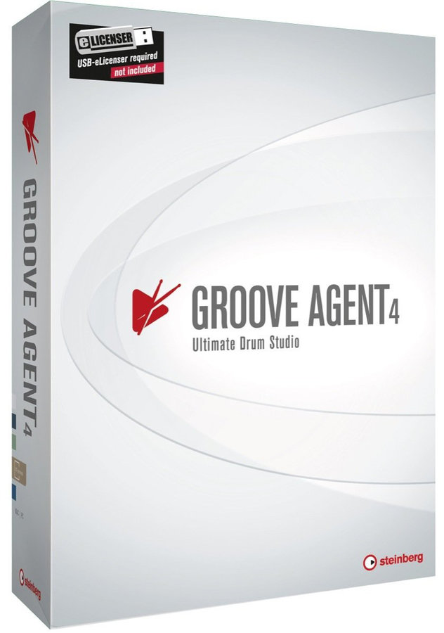 View larger image of Steinberg Groove Agent 4 Software - Educational Edition