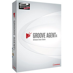 Steinberg Groove Agent 4 Software - Educational Edition