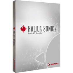 Steinberg HALion Sonic 3 - Educational Edition