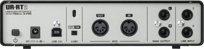 View larger image of Steinberg UR-RT2 USB Audio Interface