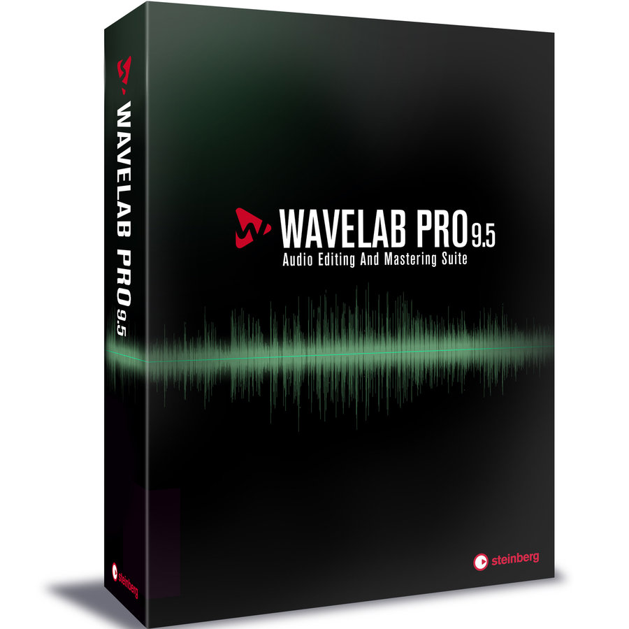 View larger image of Steinberg WaveLab Pro 9.5 - Educational Edition