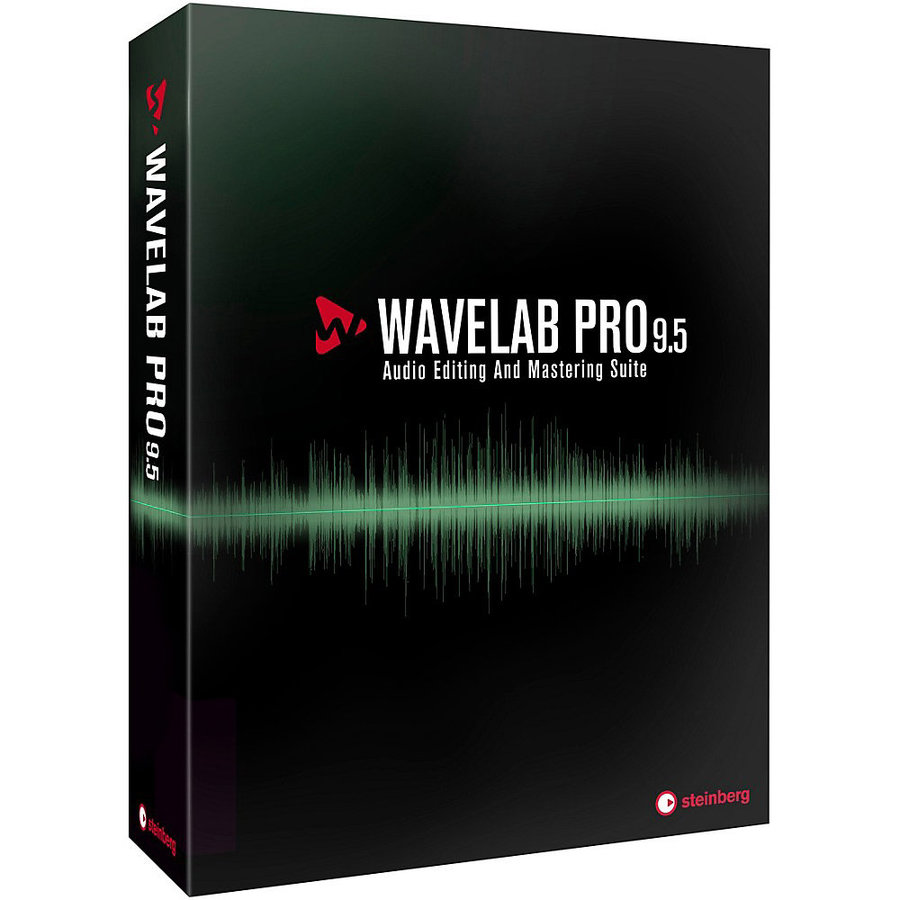 View larger image of Steinberg WaveLab Pro 9.5