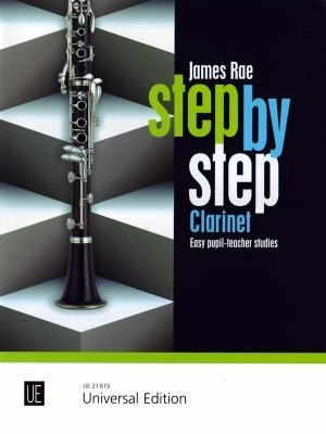 View larger image of Step by Step (Clarinet Duet)