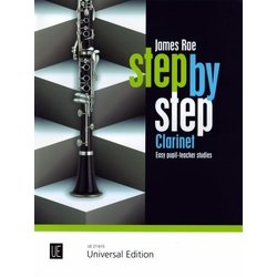 Step by Step (Clarinet Duet)