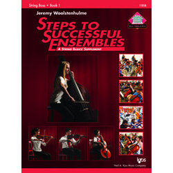 Steps to Successful Ensembles 1 - Double Bass