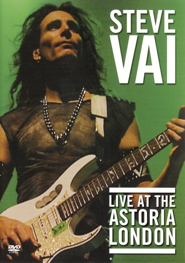 View larger image of Steve Vai Live at the Astoria London - DVD