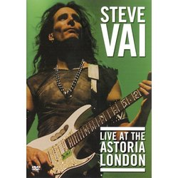 Steve Vai Live at the Astoria London - DVD
