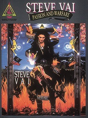 View larger image of Steve Vai Passion & Warfare - Tablature