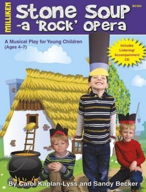 View larger image of Stone Soup - A Rock Opera - Resource Guide & P/A CD