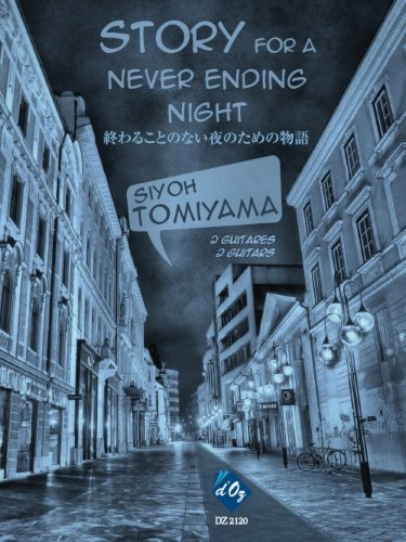 View larger image of Story For A Never Ending Night (Tomiyama) - Guitar Duet
