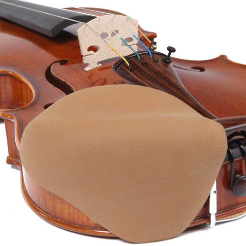 View larger image of Strad Pad Chinrest Pad - Beige, Large