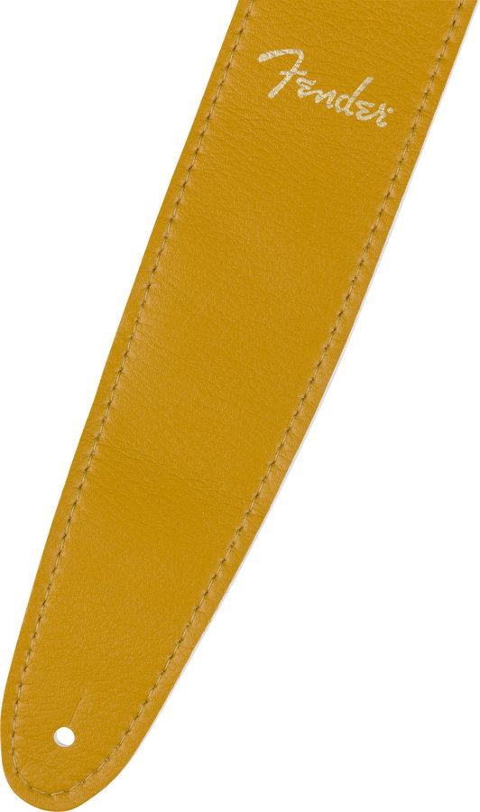 View larger image of Fender Vegan Leather Guitar - Butterscotch