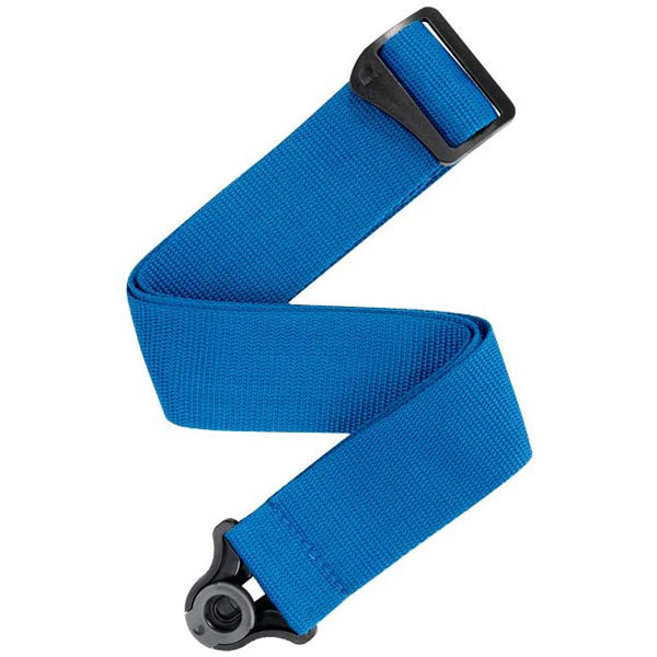 View larger image of Planet Waves Auto Lock Polypro Guitar Strap - Blue