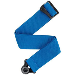 Planet Waves Auto Lock Polypro Guitar Strap - Blue